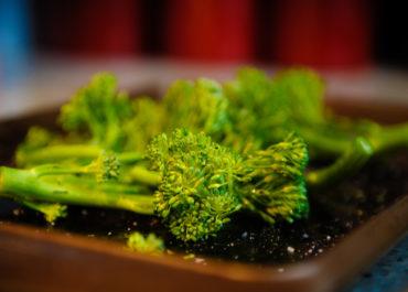 Bang Bang Broccoli